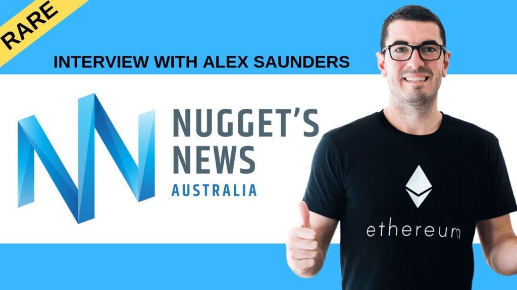Nuggets News -  blockchain news YouTube Channels